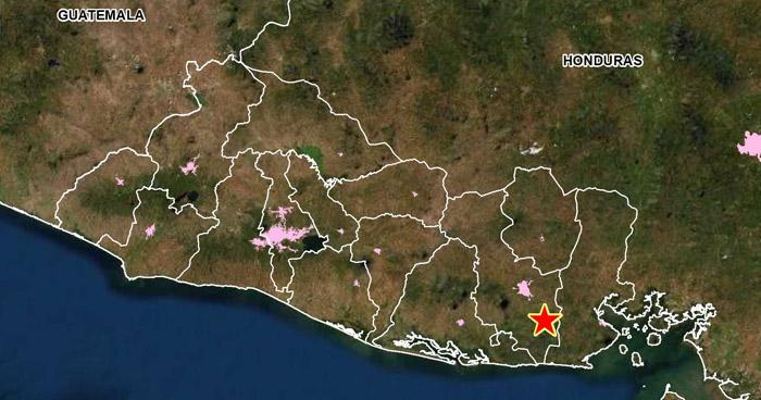 Sismo de 3.4 sacudió este miércoles el oriente del país