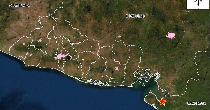 Sismo sacudió parte del oriente del país este jueves