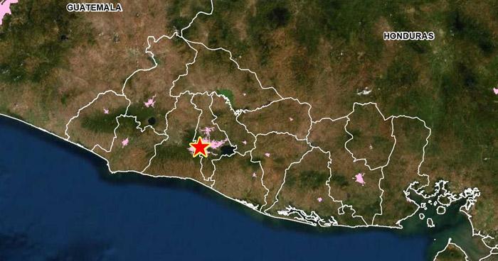 Otro sismo se registró este miércoles en San Salvador