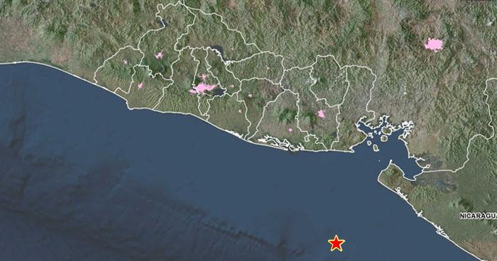 Dos sismos de 3.8 sacudieron esta tarde de viernes al oriente del país