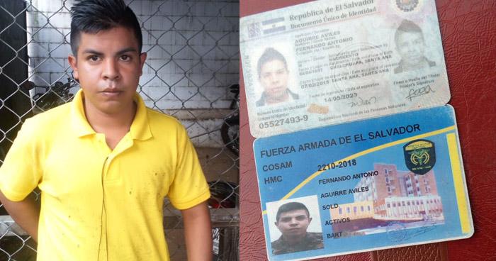 Soldado condenado a 5 años de cárcel por robo