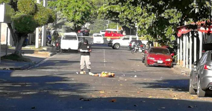 Ocho sujetos han sido capturados por asesinato de soldados en Santa Ana