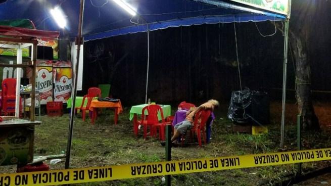 Hombre es asesinado mientras disfrutaba en el campo de la feria de Soyapango