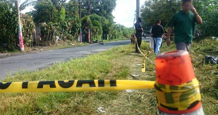 Asesinan a joven en Montes de San Bartolo, en Soyapango