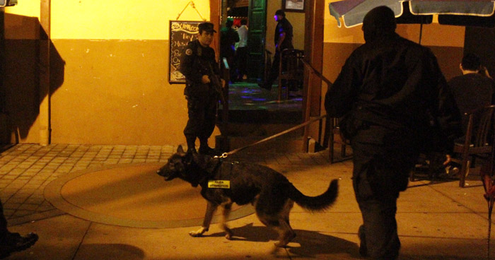 Rescatan a menor que era explotada sexualmente en Spa de Santa Tecla