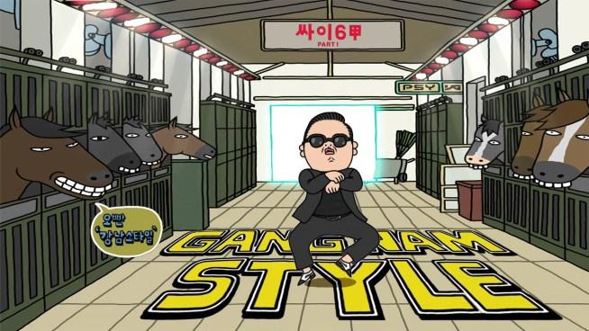 """""""Gangnam Style"""" ya no es el vídeo más visto en YouTube"""