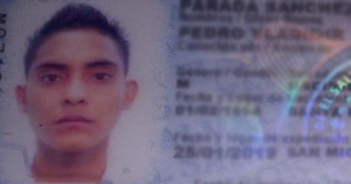 Joven procesado por Organizaciones Terroristas se suicida en La Unión