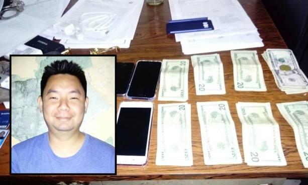 Arrestan a taiwanés y le incautan varios artículos de dudosa procedencia