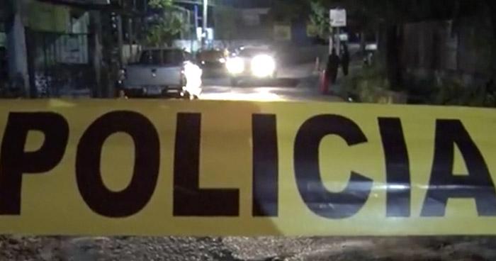 Asesinan a un taxista en Cuscatancingo