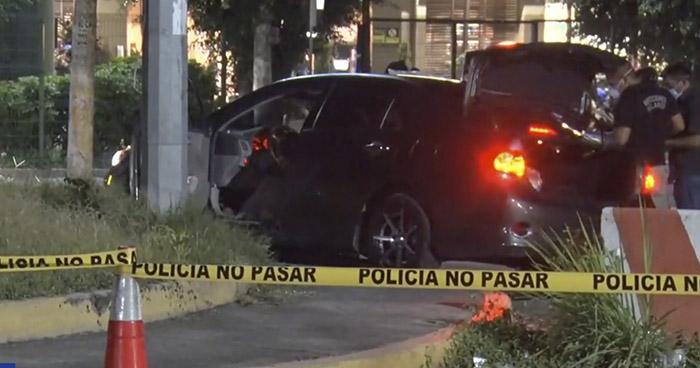 Asesinan a conductor de Uber en La Cima, San Salvador