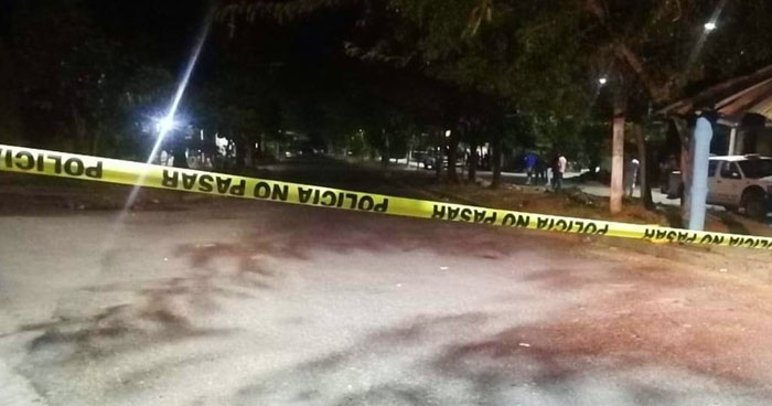 Hermanos asesinados luego de jugar un partido de fútbol en Tejutepeque, Cabañas