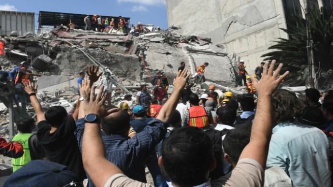 Estados Unidos asegura que está listo para apoyar a México si solicitan ayuda