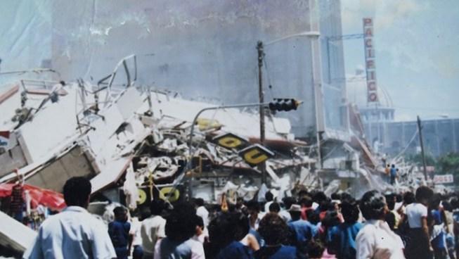 Hoy se cumplen 31 años del terremoto de 1986 que azoto a El Salvador