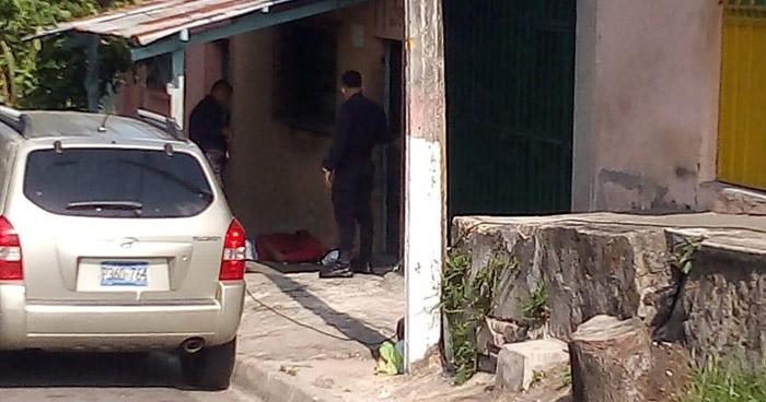 Tiroteo en Barrio San Miguelito deja un muerto y dos lesionados