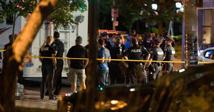 Un exmiembro del cuerpo de marines es el autor del tiroteo en bar de California