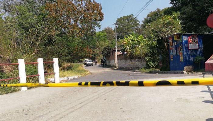 Dos lesionados en ataque armado registrado en cantón Arenal, Ciudad Delgado