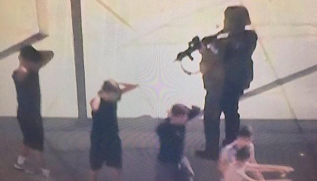 Al menos 20 heridos tras tiroteo en una escuela secundaria de Florida