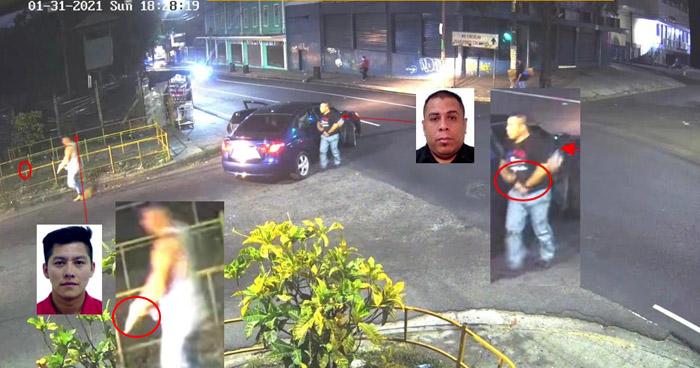Detención provisional contra imputados por asesinato de dos militantes del FMLN