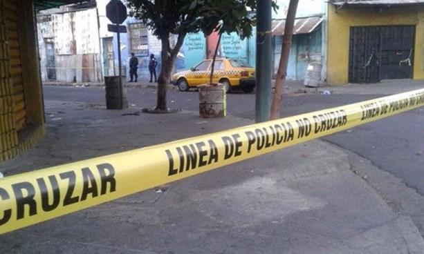 Tiroteo frente a la alcaldía de San Salvador deja tres lesionados