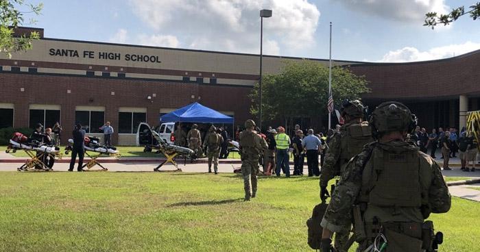 Un adolescente de 17 años de edad, sería el responsable del tiroteo en escuela de Texas