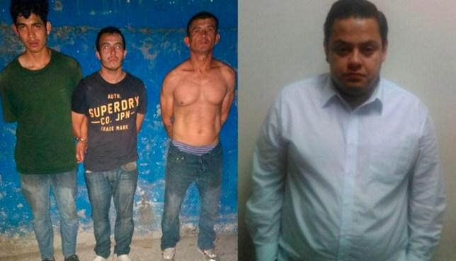 Capturan a traficantes de droga al interior de la comunidad Tutunichapa, San Salvador