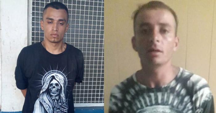 Capturan a traficantes de drogas que operaban en Chalatenango y La Libertad