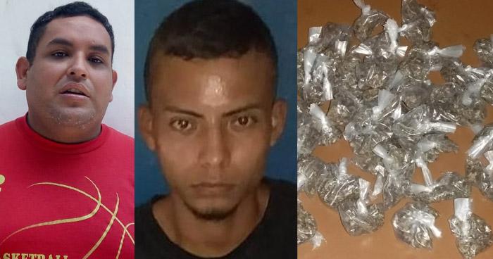 Capturan a traficantes de drogas que operaba en el occidente del país