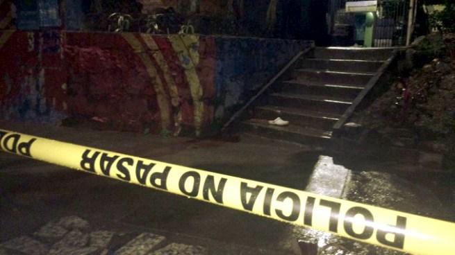 Matan a balazos a un joven en Apopa la noche de este Lunes