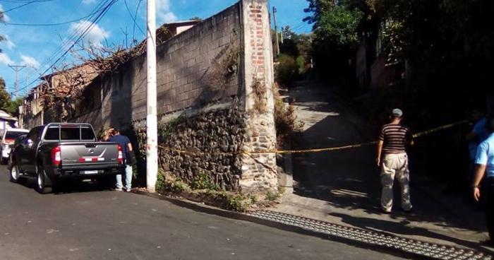 Tres hombres fueron asesinados esta tarde en Armenia, Sonsonate