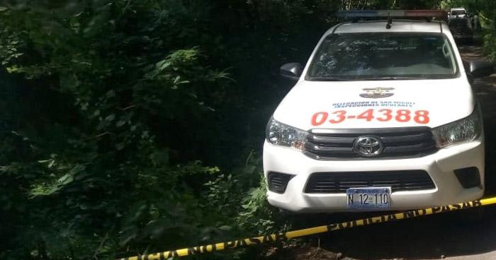 Cadáver de una joven fue encontrado en Uluazapa
