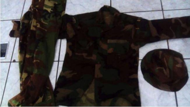 Pandillero utilizaba uniforme de subsargento para atacar a pandilleros rivales