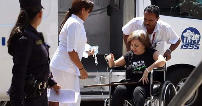 Exprimera dama Vanda Pignato seguirá siendo procesada en libertad