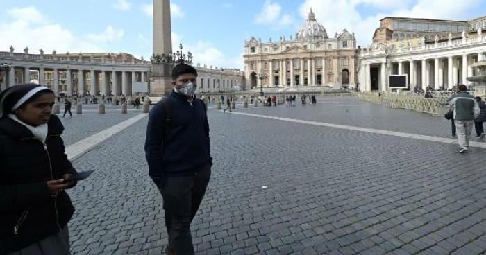Confirman primer caso en ciudad del Vaticano