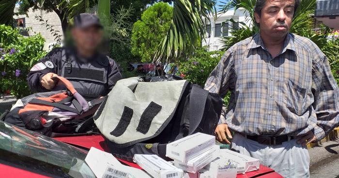 Libertad condicional para acusado de comercializar medicamentos del ISSS