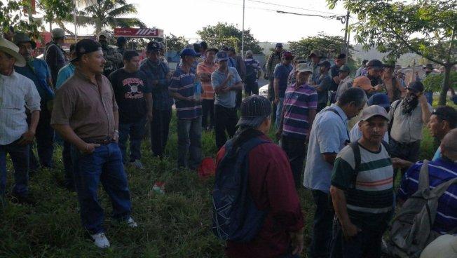 Tras acuerdo con PDDH veteranos de guerra cancelan cierre de accesos a San Salvador