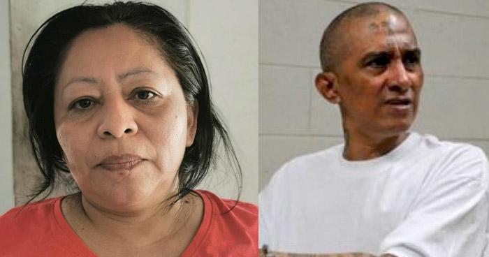 Ordenan apertura de juicio contra compañera de vida del Viejo Lin, líder del Barrio 18