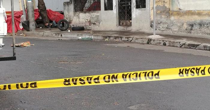 Pandilleros asesinan a vigilante privado cerca del Mercado Central de San Salvador