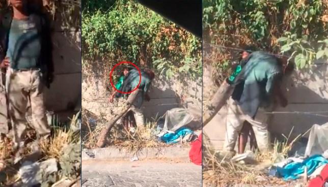 Ebrio pretendía violar, bajo amenaza, a una mujer a plena luz del día en Soyapango