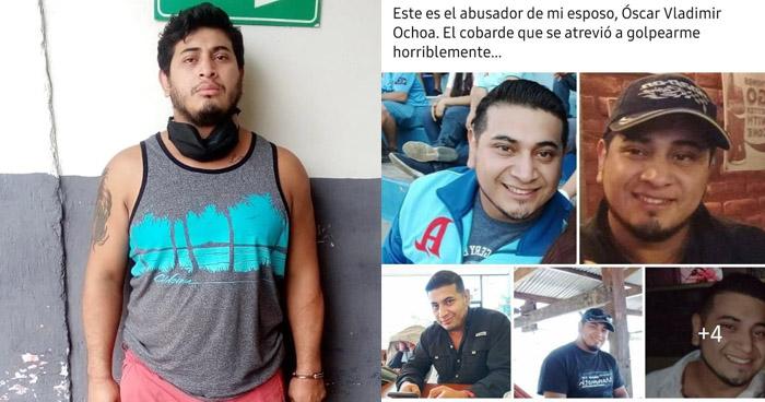 Prisión preventiva para sujeto acusado de golpear a su esposa