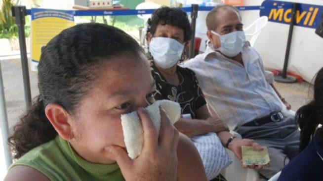 Autoridades confirman el aumento de casos de influenza H3N2 en todo el país