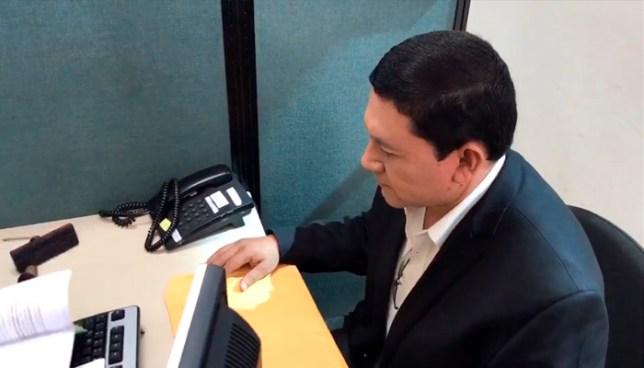Will Salgado pide cárcel por fraude en elecciones donde ganó Miguel Pereira