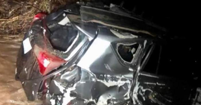 Dos jóvenes mueren al ser arrastrados por corriente de un río en Yoloaiquín, en Morazán
