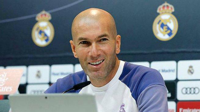 Zidane quiere La Liga y convoca a toda la plantilla para el partido de mañana ante el Málaga