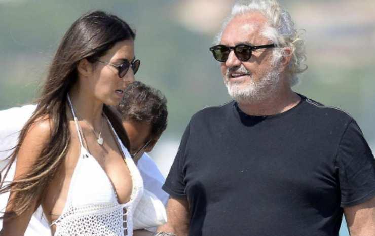 Elisabetta Gregoraci bollenti Flavio Briatore - Solonotizie24