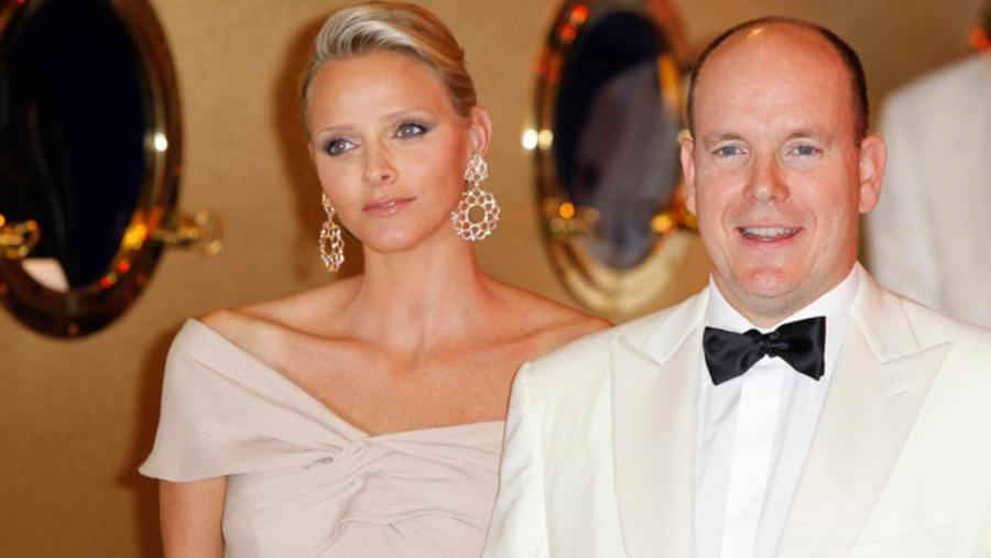Alberto e Charlene di Monaco palazzo - Solonotizie24