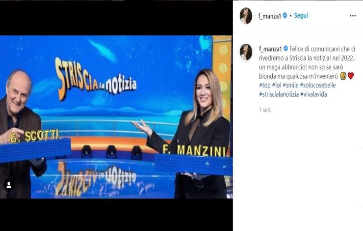 Il Gossip Striscia la Notizia Chiara Rabbi Federica Pellegrini - Solonotizie24