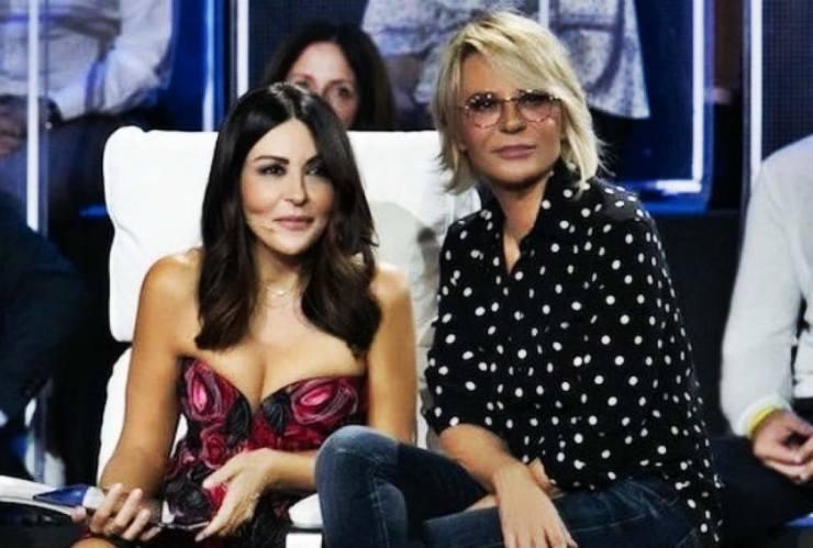 Maria De Filippi messaggi Sabrina Ferilli - Solonotizie24