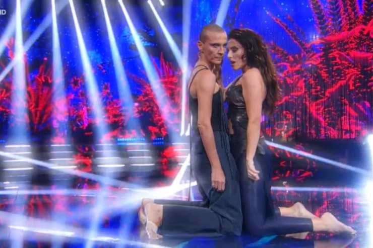 Tinna e Rosalinda Ballando con le Stelle - Solonotizie24