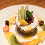 Alan Wongs Coconut Dessert