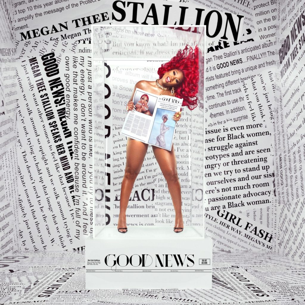 Megan Thee Stallion Ft. DaBaby – Cry Baby